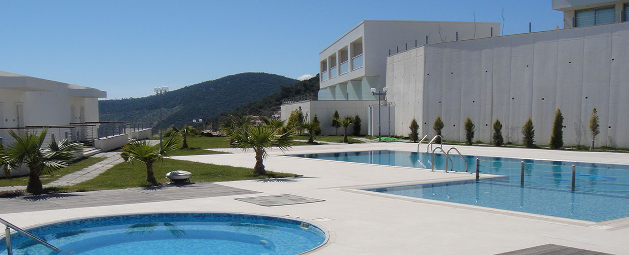 Rent an apartment at Horizon Sky, Gulluk, Bodrum, Turkey